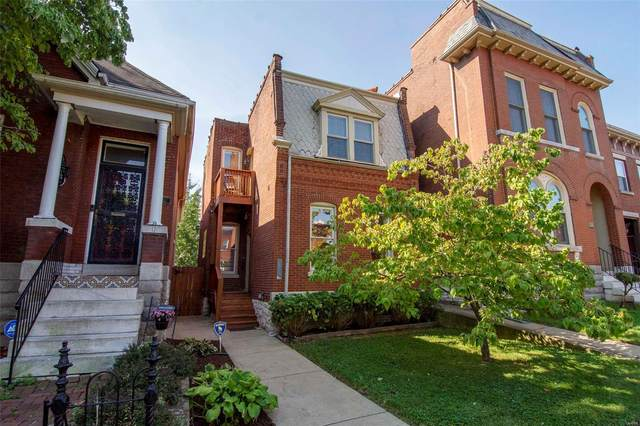 2818 Wyoming Street, St Louis, MO 63118 (#21064503) :: Delhougne Realty Group