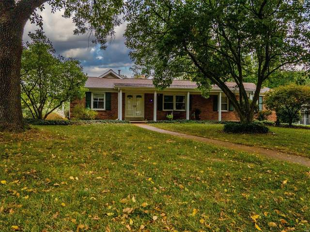 468 Wildwood Parkway, Ballwin, MO 63011 (#21064505) :: Matt Smith Real Estate Group