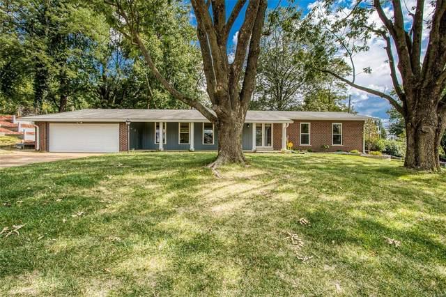 3470 Taylor Avenue, Bridgeton, MO 63044 (#21064592) :: Finest Homes Network
