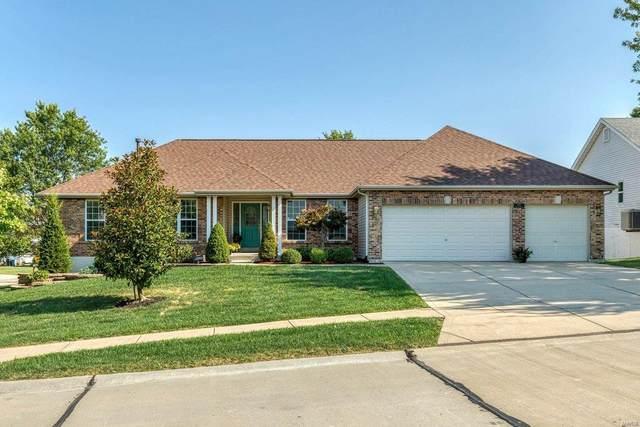1513 Norwood Hills Drive, O'Fallon, MO 63366 (#21064600) :: Finest Homes Network