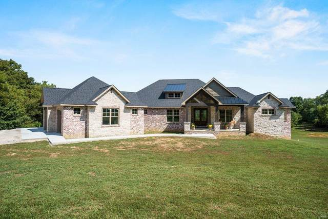 7354 State Highway D, Jackson, MO 63755 (#21064667) :: Parson Realty Group