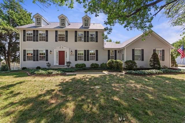 234 Lazy Ridge Drive, Saint Charles, MO 63304 (#21064708) :: Jenna Davis Homes LLC