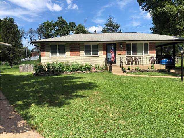 9201 Dana Dale Court, St Louis, MO 63123 (#21064712) :: Clarity Street Realty