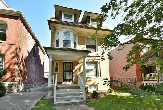 4227 Mcpherson Avenue, St Louis, MO 63108 (#21064832) :: Parson Realty Group