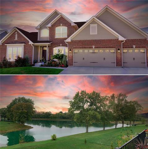 17054 Woodchuck Place, Chesterfield, MO 63005 (#21064952) :: Terry Gannon | Re/Max Results