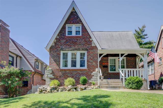 2023 Mccready Avenue, St Louis, MO 63143 (#21064978) :: Kelly Hager Group   TdD Premier Real Estate