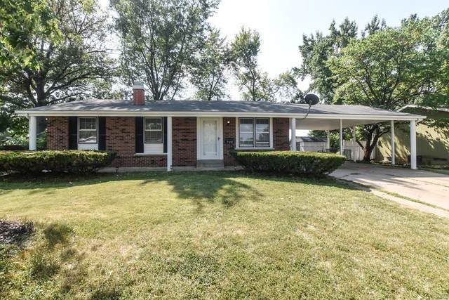 708 Saint Joseph Avenue, O'Fallon, MO 63366 (#21065151) :: The Becky O'Neill Power Home Selling Team