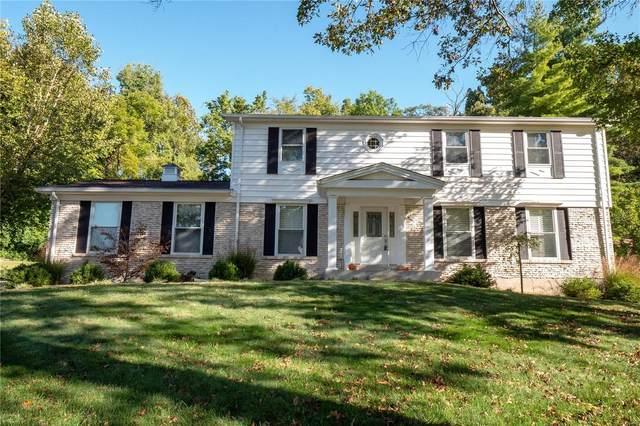 13209 Bonroyal Drive, St Louis, MO 63131 (#21065179) :: Parson Realty Group