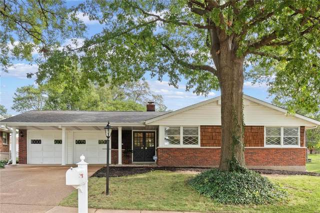 3937 Buckley Road, St Louis, MO 63125 (#21065199) :: St. Louis Finest Homes Realty Group