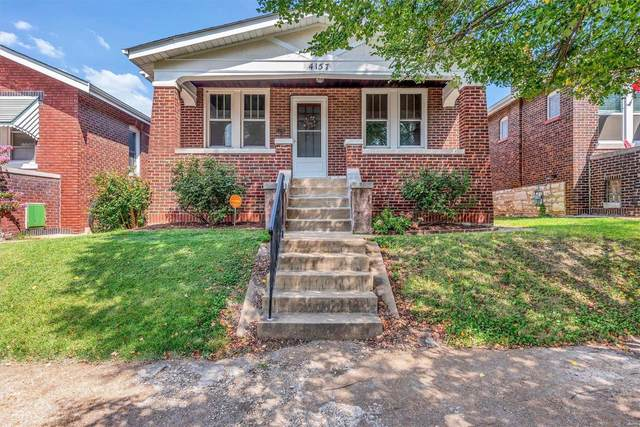 4157 Tyrolean Avenue, St Louis, MO 63116 (#21065209) :: Parson Realty Group
