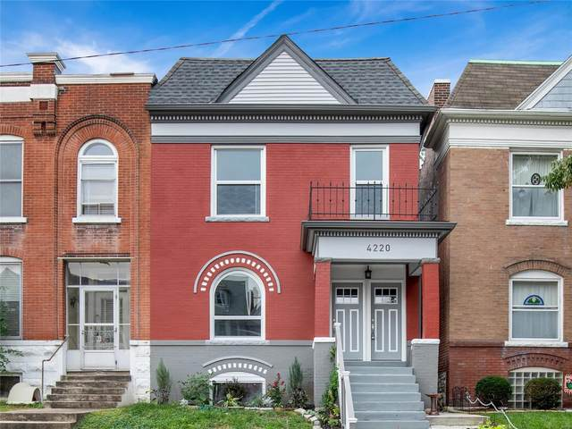 4220 Russell, St Louis, MO 63110 (#21065400) :: Parson Realty Group