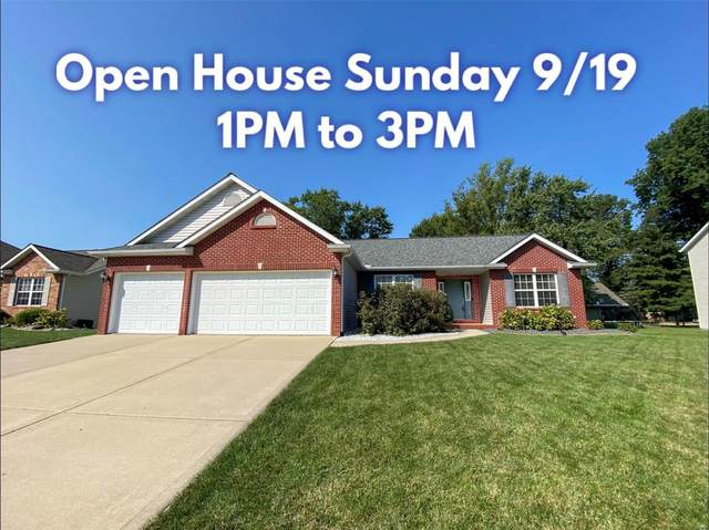 2605 Iron Horse Drive, Maryville, IL 62062 (#21065404) :: St. Louis Finest Homes Realty Group