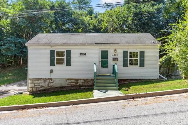 1328 Monroe Street, Alton, IL 62002 (#21065429) :: Matt Smith Real Estate Group