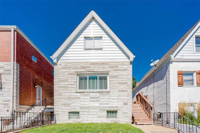 5533 Southwest Avenue, St Louis, MO 63139 (#21065496) :: Mid Rivers Homes