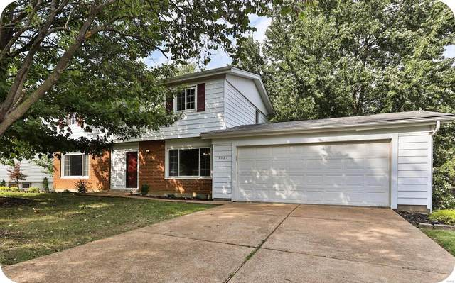 5027 Foxdale, St Louis, MO 63128 (#21065517) :: St. Louis Finest Homes Realty Group