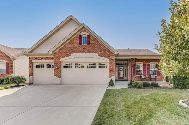 1238 Silver Fern Drive, Lake St Louis, MO 63367 (#21065520) :: Jeremy Schneider Real Estate