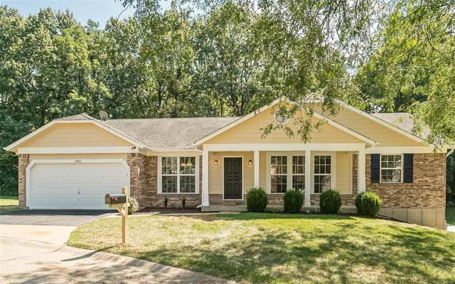 14906 Royalbrook, Chesterfield, MO 63017 (#21065547) :: Reconnect Real Estate