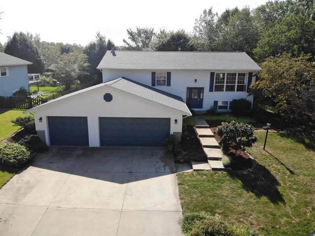 2115 Ridgebrook Lane, Godfrey, IL 62035 (#21065639) :: The Becky O'Neill Power Home Selling Team
