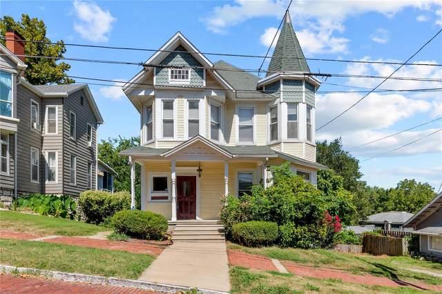 514 Summit Street, Alton, IL 62002 (#21065774) :: Matt Smith Real Estate Group