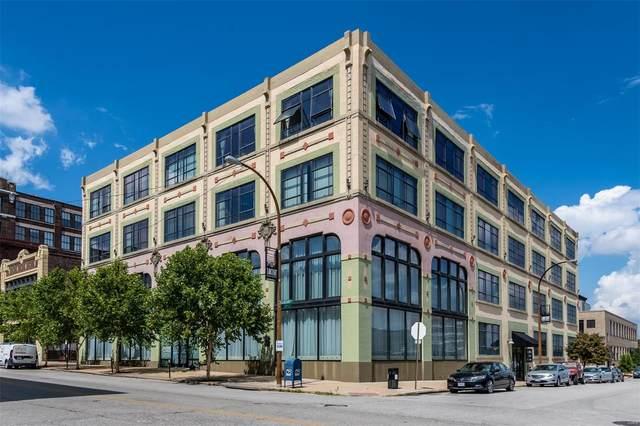 2201 Locust Street #201, St Louis, MO 63103 (#21065793) :: Jenna Davis Homes LLC