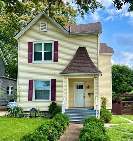 6233 Columbia Avenue, St Louis, MO 63139 (#21065919) :: Mid Rivers Homes