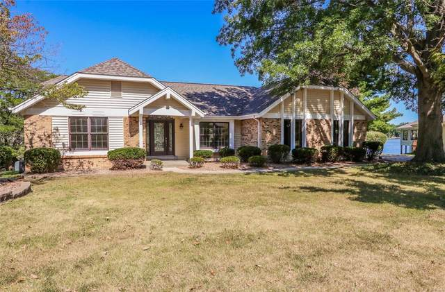 32 Burgundy Drive, Lake St Louis, MO 63367 (#21065990) :: Jeremy Schneider Real Estate