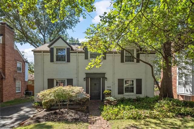 7812 Gannon Avenue, St Louis, MO 63130 (#21066002) :: Reconnect Real Estate