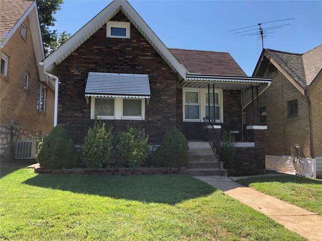 5480 Pernod Avenue, St Louis, MO 63139 (#21066003) :: Parson Realty Group