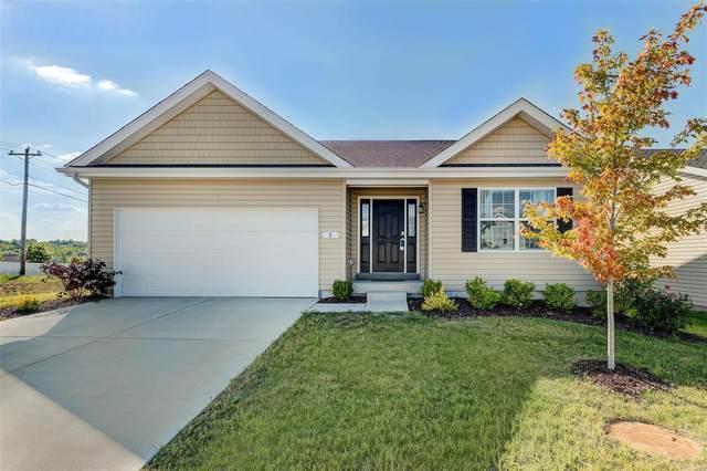 3 Hidden Bluffs Drive, Lake St Louis, MO 63367 (#21066017) :: Jeremy Schneider Real Estate