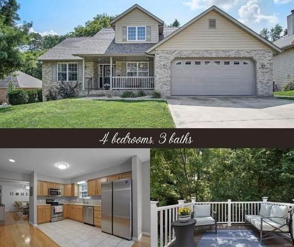 500 Monticello Place, Edwardsville, IL 62025 (#21066068) :: Matt Smith Real Estate Group