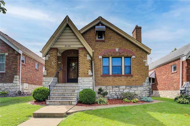 5624 Pernod Avenue, St Louis, MO 63139 (#21066095) :: Parson Realty Group