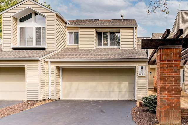 1864 Ridgeview Circle Drive, Ballwin, MO 63021 (#21066207) :: Reconnect Real Estate