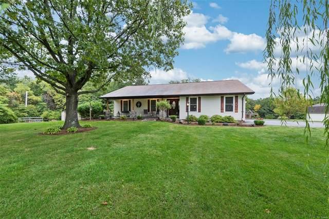 881 Cherokee Ridge, Labadie, MO 63055 (#21066256) :: Finest Homes Network