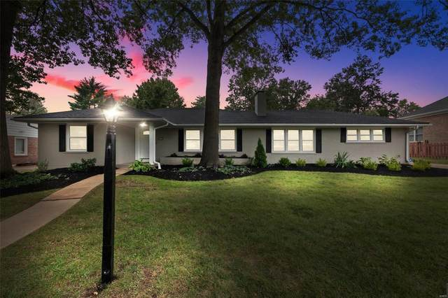 645 Langton Drive, St Louis, MO 63105 (#21066391) :: Clarity Street Realty
