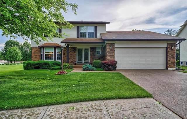 11715 Prigge Meadows, St Louis, MO 63138 (#21066406) :: Hartmann Realtors Inc.