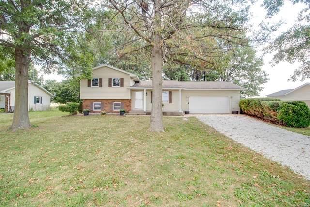 22786 S Centennial Road S, Jerseyville, IL 62052 (#21066454) :: Matt Smith Real Estate Group
