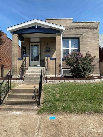 4921 Nagel Avenue, St Louis, MO 63109 (#21066470) :: Friend Real Estate