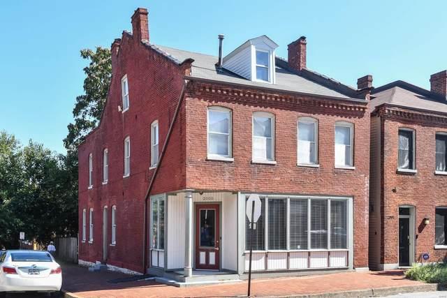 2000 S 11th Street, St Louis, MO 63104 (#21066539) :: Palmer House Realty LLC