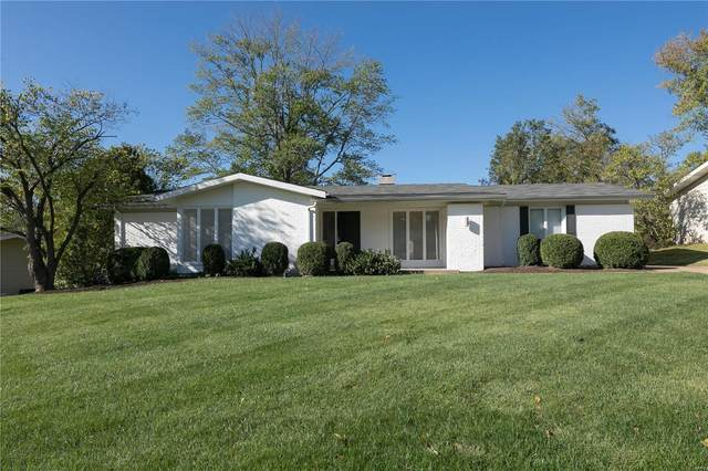 573 Highland Ridge Drive, Ballwin, MO 63011 (#21066542) :: Matt Smith Real Estate Group