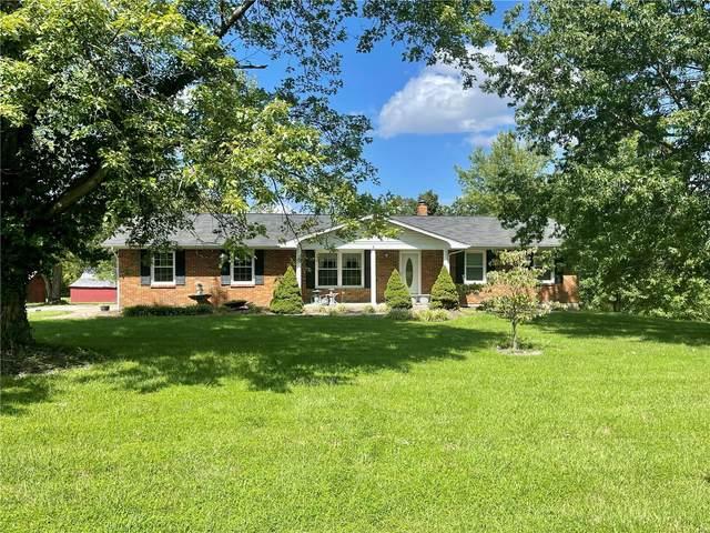 285 Zoar Church Road, Wright City, MO 63390 (#21066557) :: Jeremy Schneider Real Estate