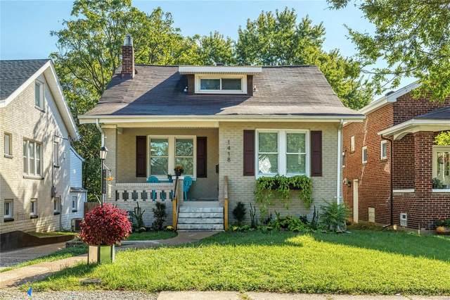 1418 Collins Avenue, St Louis, MO 63117 (#21066921) :: Matt Smith Real Estate Group