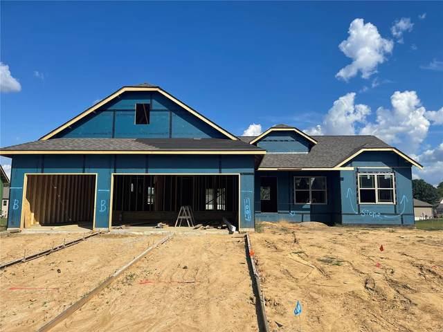109 Timber Terrace N, Troy, IL 62294 (#21066934) :: Hartmann Realtors Inc.