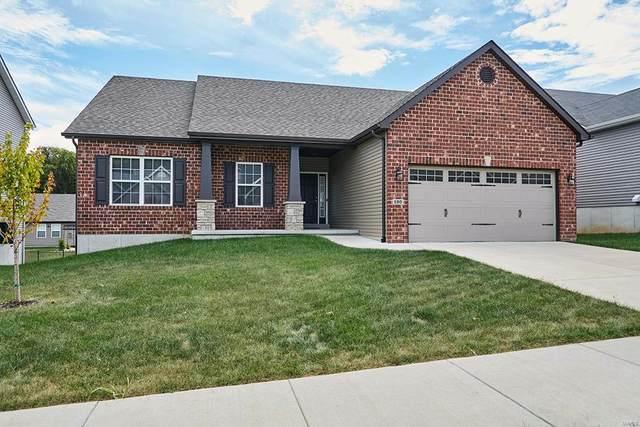 120 Pin Oak Meadows, Barnhart, MO 63012 (#21066969) :: Delhougne Realty Group