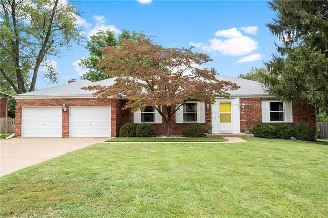 111 Windcliffe Drive, Ballwin, MO 63021 (#21067115) :: Jenna Davis Homes LLC