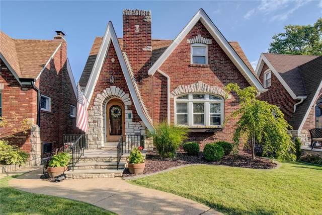 5303 Tholozan Avenue, St Louis, MO 63109 (#21067263) :: Delhougne Realty Group