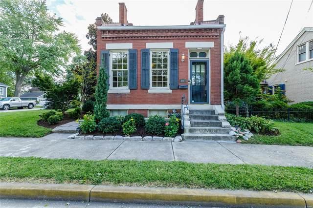 803 Jefferson Street, Saint Charles, MO 63301 (#21067491) :: Delhougne Realty Group