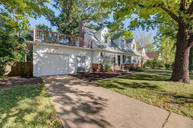 12725 Big Bend, St Louis, MO 63122 (#21067538) :: Parson Realty Group