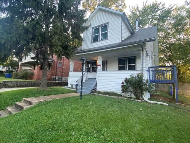 3309 Calvert Avenue, St Louis, MO 63114 (#21067659) :: Parson Realty Group
