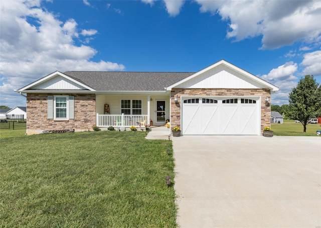 1024 Wolf Creek Drive, Farmington, MO 63640 (#21067705) :: Clarity Street Realty