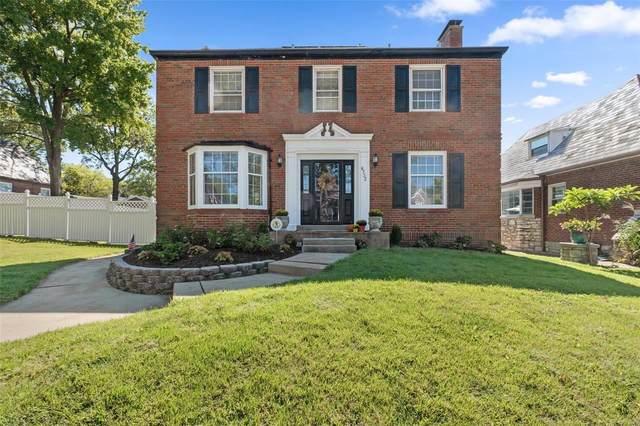 6732 Delor Street, St Louis, MO 63109 (#21067739) :: Palmer House Realty LLC